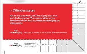 MC-cilindermeter