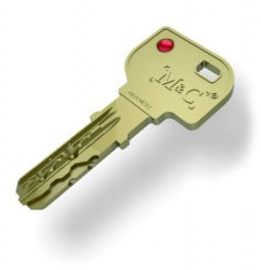 MC-condor-sleutel